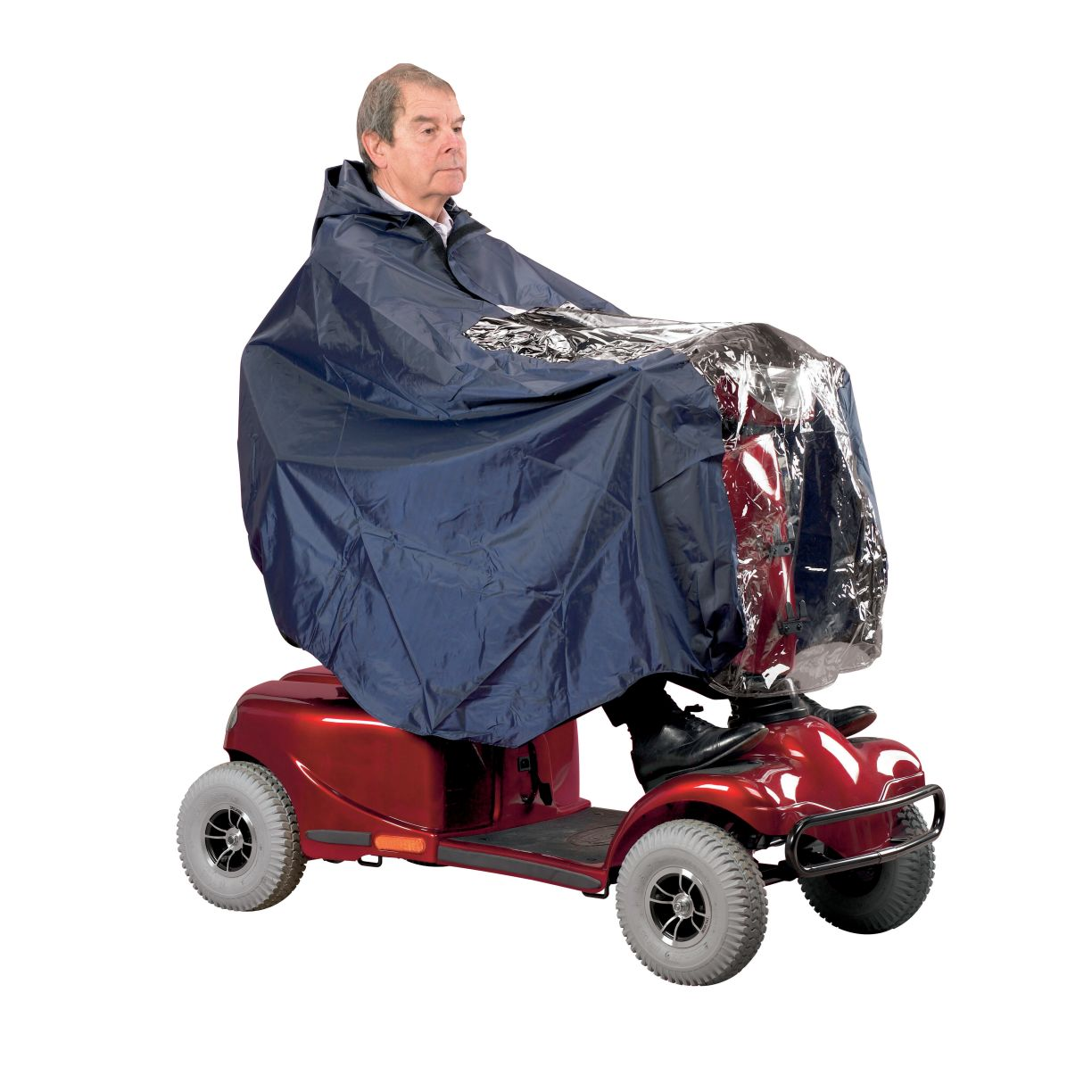Scooter Clothing Cape Universal The Mobility Centre